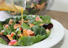 Power Foods Salad Dressing Photo