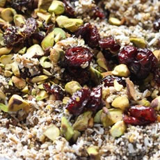 Amaranth Granola Photo