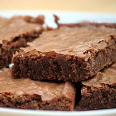 Carob Brownie Photo