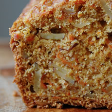 Carrot Bread Photo