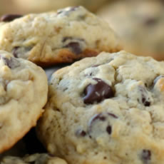 Chocolate Chip Banana Cookies Photo