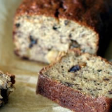 Coconut Flour Banana Bread Photo