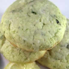Lemon Basil Cookies Photo