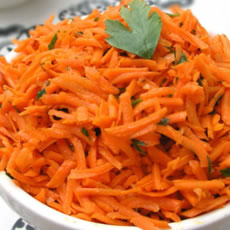 Moroccan Carrot Salad Photo
