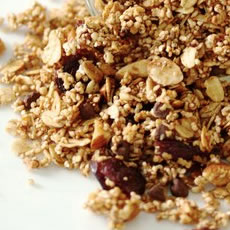 Popped Amaranth Granola Photo