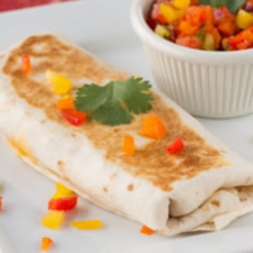 Potato Burritos Photo