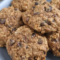 Quinoa Cookies Photo
