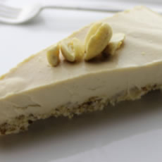 Raw Banana Cream Pie Photo