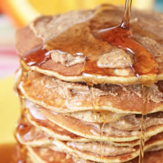 Two Ingredient Pancakes Photo