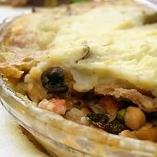 Vegetarian Shepherds Pie Photo